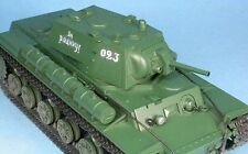 1/48th GASOLINE  WWII Russian/  Soviet KV-8 Flame thrower