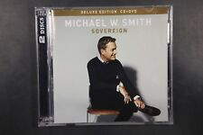 Michael W. Smith ‎– Sovereign - 1x CD 1 x DVD 22 Tracks(C482)