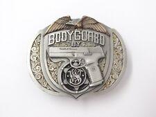 Smith & Wesson by garde du corps Magnum 44 Boucle De Ceinture Buckle Ceinture Retro 1996