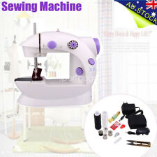 Electric Multi-Function Portable Desktop Home Mini Sewing Machine Clothes Stitch