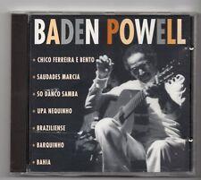(JG455) Baden Powell, Baden Powell - 1995 CD