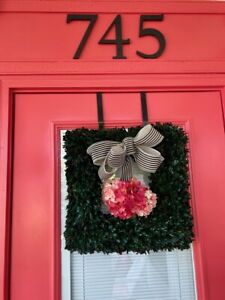 8 inch Traditional House Numbers or Letters; color choices