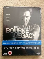 The Bourne Legacy Limited Edition SteelBook 2012; BRAND NEW, FACTORY SEALED