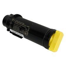 1 EMPTY Dell Toner Cartridge Yellow H625cdw/H825/S2825 Series Genuine