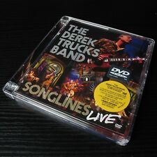 The Derek Trucks Band - Songlines Live USA DVD Region Code: 0/ALL Mint #0602*