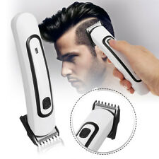 Cordless Electric Hair Clipper Rechargeable  Beard Neck Hair Cut Trimmer Shaver
