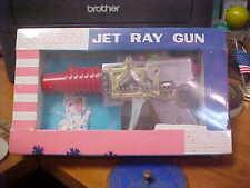 "Junior Jet Ray Gun Hong Kong 1960's Box 9 1/2"" NOS Unopened Sealed"