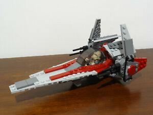 LEGO Star Wars V-wing Fighter (Set 6205) 100% complete