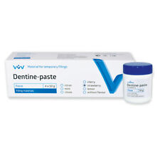 Dental cement Zinc Sulphate for Temporary Filling Dentine-paste 50g