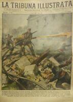 LA TRIBUNA ILLUSTRATA N.40  1936 GUERRA DI SPAGNA