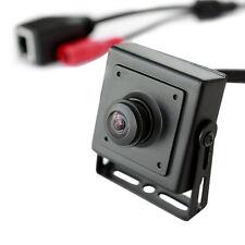 180 Degree Fisheye HD 720P CCTV Network IP Camera 1MP Mini Box H.264 Onvif P2P