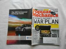 POPULAR MECHANICS Magazine-DECEMBER,2010-CHINA'S SECRET WAR PLAN