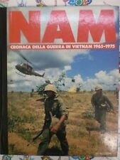 SET 2 LIBRI - NAM CRONACA DELLA GUERRA IN VIETNAM 1965/1975