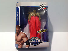 WWE Elite 35   Triple H with entrance armor and crown