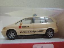 Herpa 046626 Opel Zafira Erdgas Malteser Malteser  in OVP aus Sammlung (3)