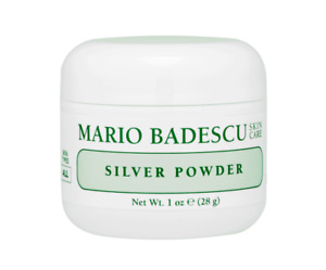 MARIO BADESCU Silver Powder 16g - Pore-clearing Excessive Oil Blackheads Spots