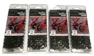 4 Bell Links 300 Bicycle Chain Single for Single OR 3-Speed 7121881 SAME DAY SHI