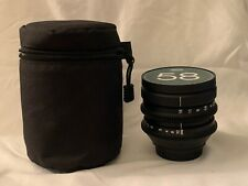 New listing HELIOS 44 2/58mm Cine lens with Canon EF mount Video Modded De-clicked