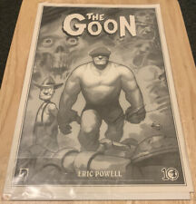 The GOON Eric Powell Signed Print