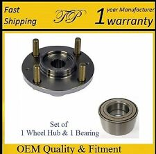 Front Wheel Hub & Bearing Kit for 2005-2009 KIA SPECTRA