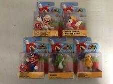 World of Nintendo Actionfiguren 6 cm - Mario Spiel und Sammel Figuren Blister