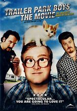 BRAND NEW DVD // TRAILER PARK BOYS // THE MOVIE //