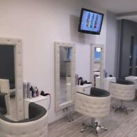 Willa-Padded Mirror Beauty/Hair/Hairdresser/Barber/Nails Salon Spa Bespoke
