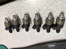 6 x 1000cc Fuel Injectors for NISSAN RB25, RB26