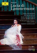 Donizetti Lucia di Lammermoor Metropolitan Opera (2009) [DVD] [NTSC]