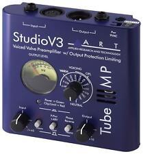 ART V3 circuit equipped tube mic preamp Tube MP Studio ART Limiter function W/T