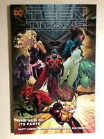 TEEN TITANS volume 3 The Sum of its Parts (2016) DC Comics TPB 1st FINE