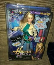 New Disney Hannah Montana Concert Collection The Other Side Of Me Singing Doll