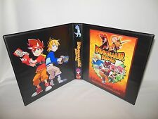 Custom Made Dinosaur King Trading Card Album Binder