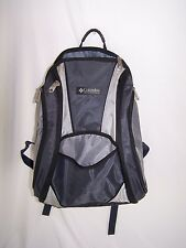 Columbia Sportswear Backpack Black And Gray 15 x 11 x 8
