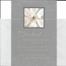 Happy Anniversary Husband Each Day Is Special Hallmark Greeting Card