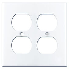 Quad Outlet Switch Plate made w/Mackenzie Childs Courtly Check Tissue Paper