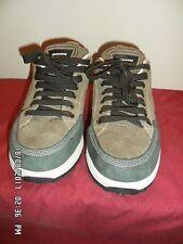 Sneakers SCHEKERS ORIGINALI uomo n. 46 cod. SN50878 in CAMOSCIO GRIGIO BICOLOR