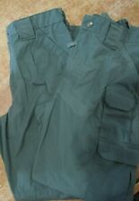 PROPPER LOT OF 2 TACTICAL WOMEN'S CARGO/WORK PANTS OLIVE GREEN SIZE 12