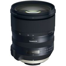 Tamron 24 - 70 Mm G2 VC USD Lens for Nikon Black