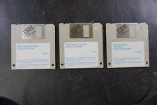 IBM Thinkpad 700 PS/2 Diagnostic / Reference Disks 3.5 Media