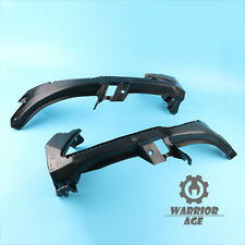 2Pcs New L&R Bumper Mount Support Bracket For 10-14 Subaru Outback Euro Type