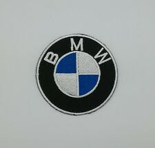 BMW Embeoidered Sew Iron On Patch Motorcycle Motorrad Racing Sport Power DIY