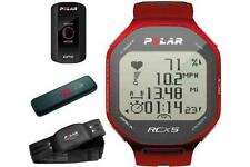 Strumenti elettronici rosso Polar per lo sport