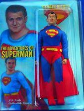 """Distinctive Dummies George Reeves (Dark Blue Outfit) 8"""" Figure"""