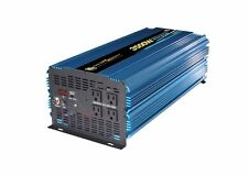 Power Bright Inverter 3500W Led Display Anodize Aluminum Built In Cooling Fan