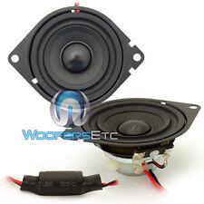 "SUNDOWN AUDIO SA-2.75FR 2.75"" NEODYMIUM FULL RANGE CAR SPEAKERS & CROSSOVERS NEW"