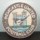 Newcastle United Football Club England Decorative Wall Mosaic Handmade Gift