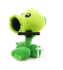 PIANTE CONTRO ZOMBI SPARASEMI 20 CM PELUCHE plants vs. zombies peashooter 2 app