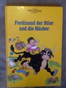 Walt Disney -- Ferdinand der Stier und die Räuber // 1990