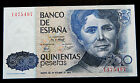 018-INDALO- Banco de España, Madrid. 500 Pesetas Octubre 1979. Sin serie. SC/UNC